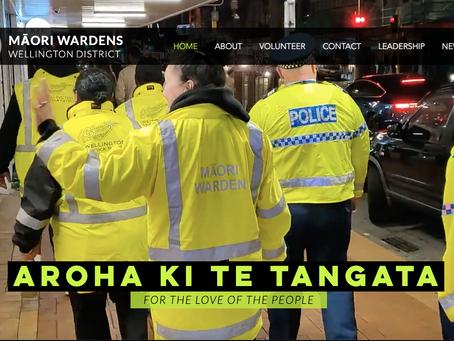 Māori Wardens go digital in Wellington Region