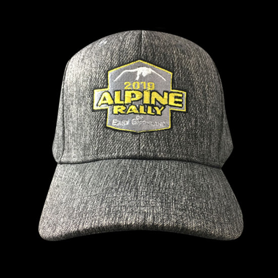 2019 Alpine Rally Dark Grey Marle Cap