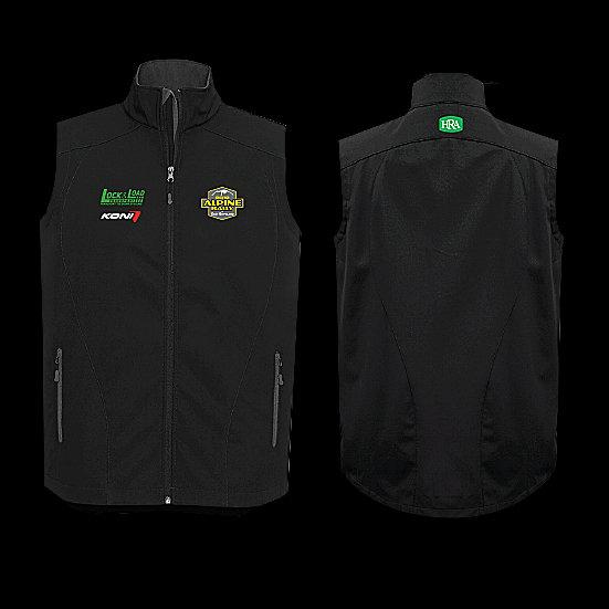 2019 Alpine Rally Soft Shell Vest