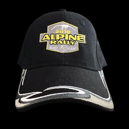 2019 Alpine Rally Swirl Cap