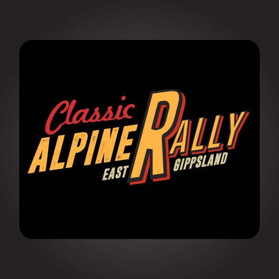 2019 Classic Alpine Rally Sticker