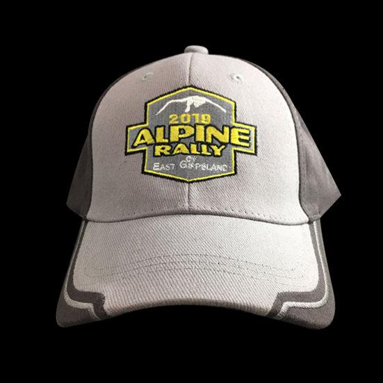 2019 Alpine Rally Panel Cap