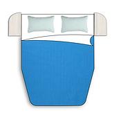 Yacht Island bed