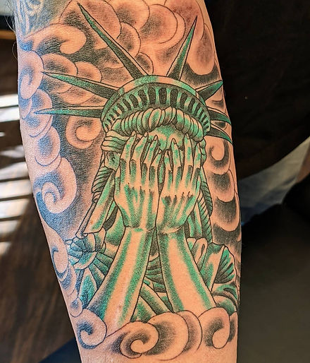 Statue of Liberty by Kip