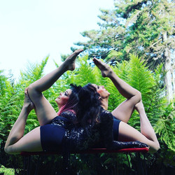 Contortion Doubles