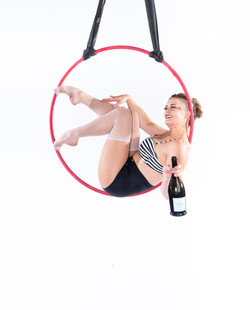Champagne Pours From the Air Make for Unforgettable FUN!