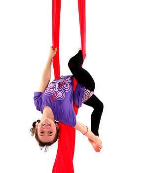 Destination Art Beginner Circus Class