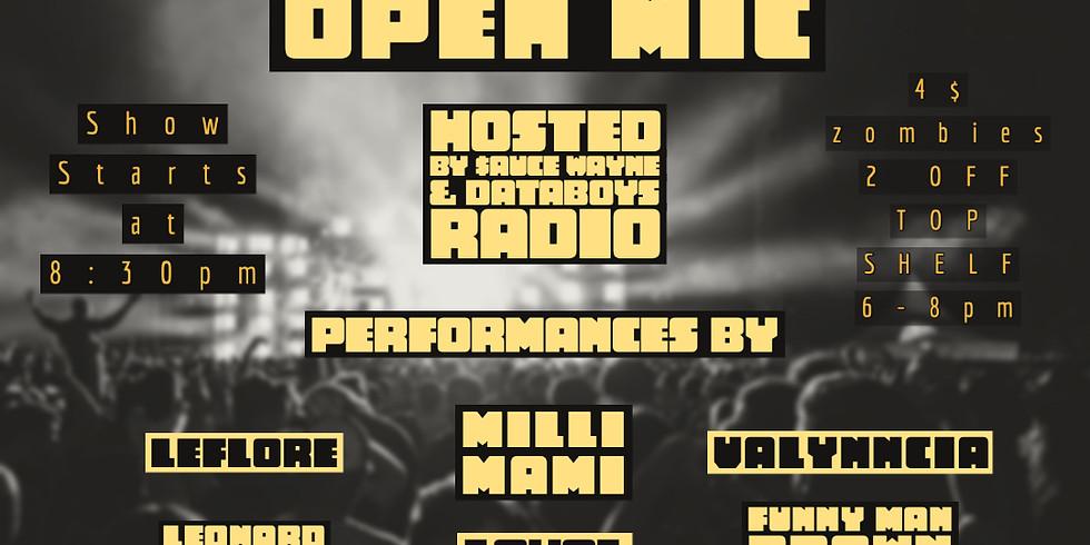 Spotlight Monday's Open mic