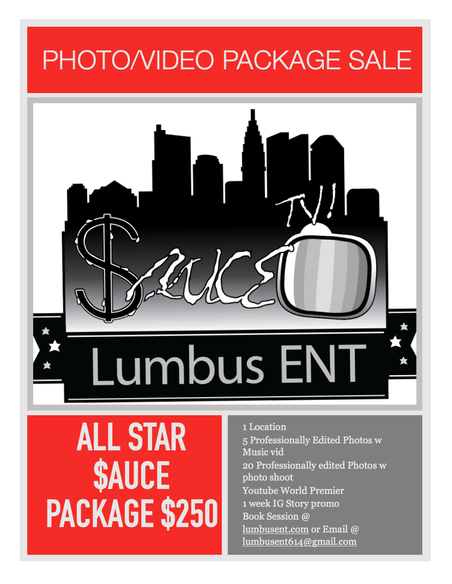 All Star $auce Package