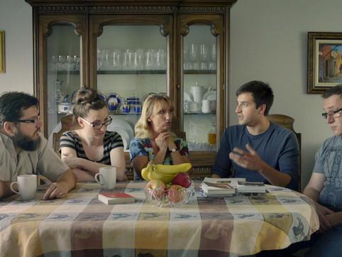 The Lapshin Family