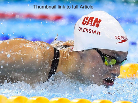 Olympic Athlete Clients Going for Gold!