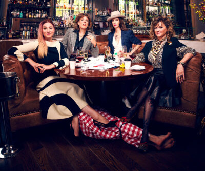 "Frantic's ""Baroness Von Sketch"" nominated for CSA Best Sketch Comedy Series!"