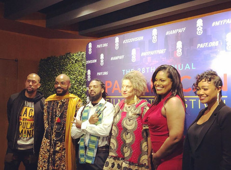 "Frances-Ann Solomon's ""Hero"" opens the Pan African Film Festival in Hollywood"
