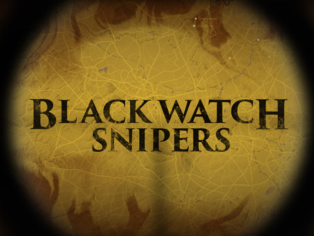 """Black Watch Snipers"" produced by Yap Films, airs on Remembrance Day"