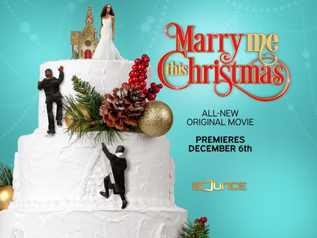"""Marry Me This Christmas"" - produced by Fella Films for Bounce TV"
