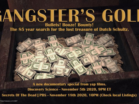 """Gangster's Gold"" Airs on PBS"