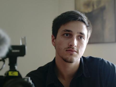 Roman Lapshin Filming Oz