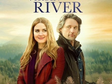 """Virgin River"" is #1 in the World on Netflix!"