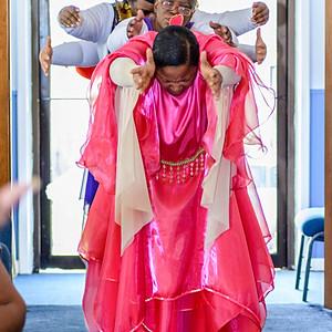 Alabaster Healing Dance Ministry