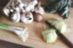 Vorbereitung Suppe