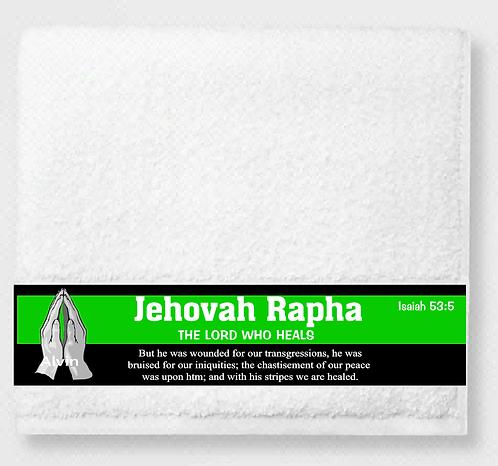 Rapha Prayer & Healing Towel