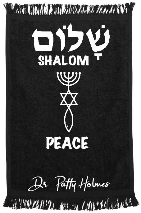 Shalom Ministry/Prayer Towel