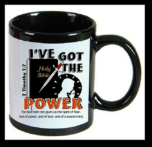 I've  Got the Power Coffee Mug