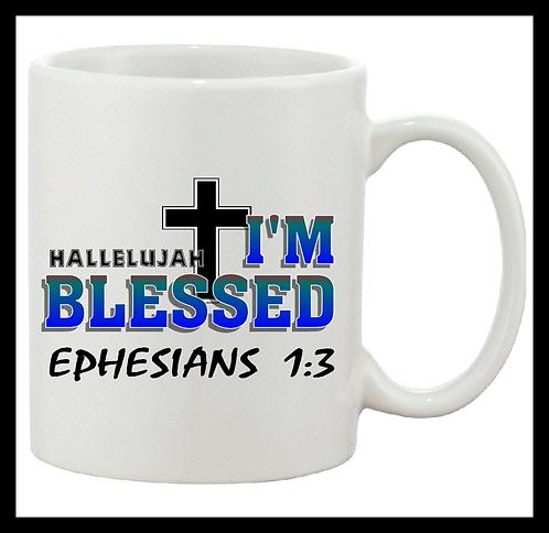 Hallelujah I'm Blessed Coffee Mug