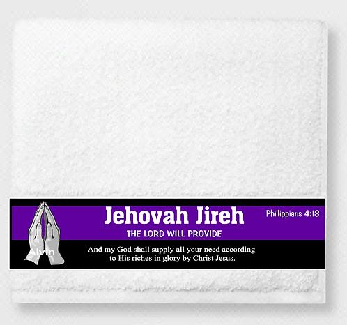 Jehovah Jireh Prayer & Healing Towel