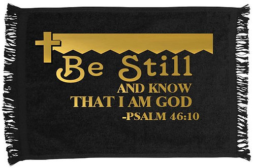 Be Still And Know Ministry/Prayer Towel