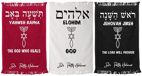 Hebrew Names of God Ministry /Prayer Towels