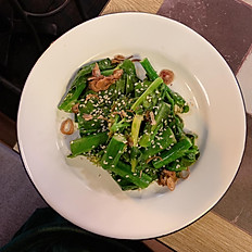 Chinese Kale in Oyster Sauce