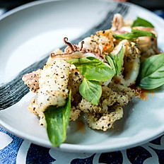 Wok Fried Salt Pepper Squid