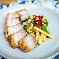 Chinese Style Roasted Pork Belly