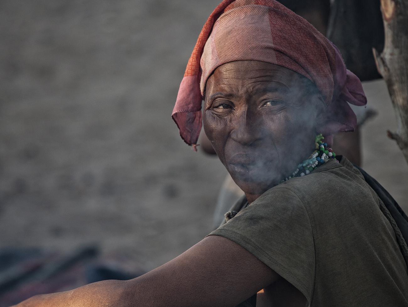 Fumadora Bushman