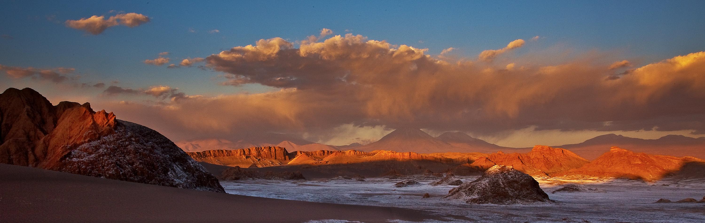 Valle de la Luna, Chile web