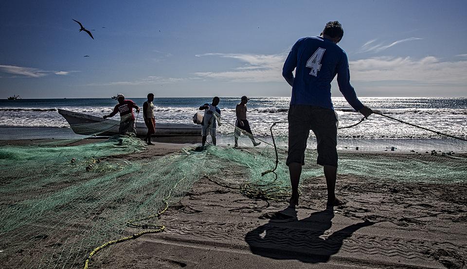 Pescadores w