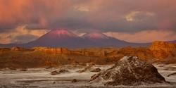 Valle de la Luna, Chile