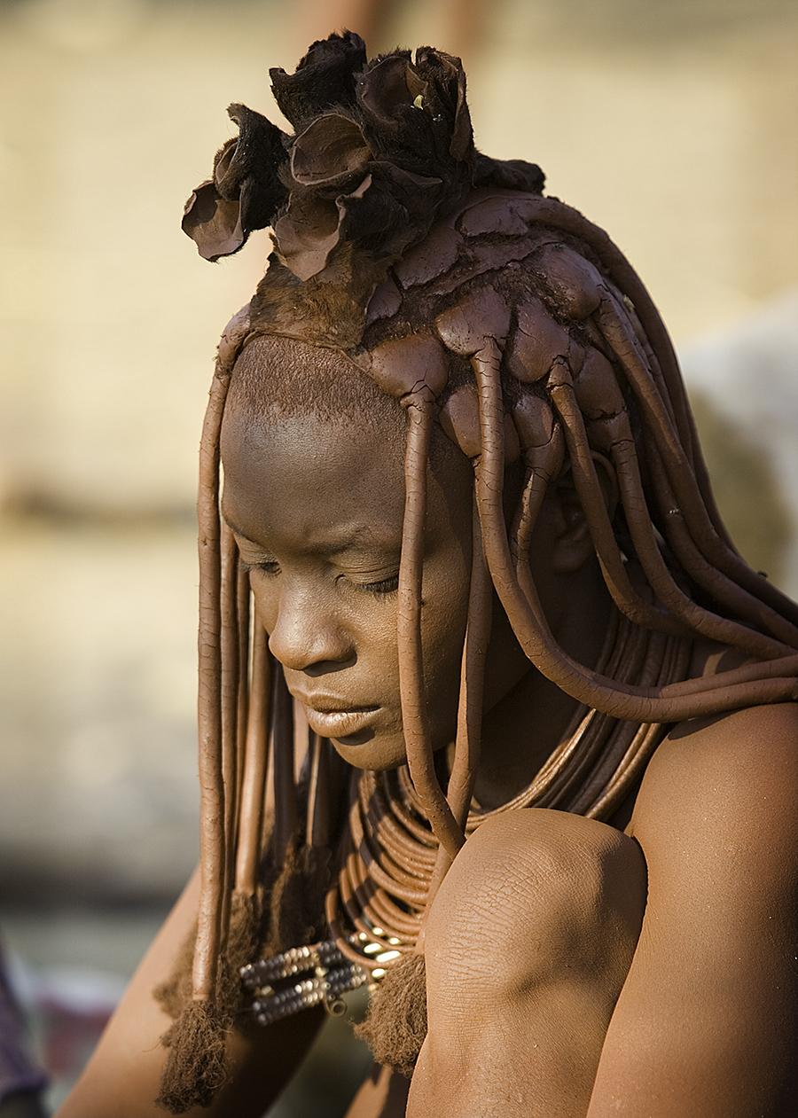 Retrato Himba