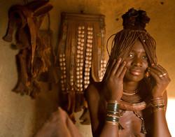 Himba en casa web