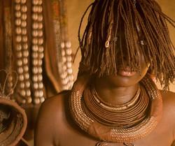 Himba en Casa