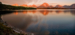 Tetons Wyoming