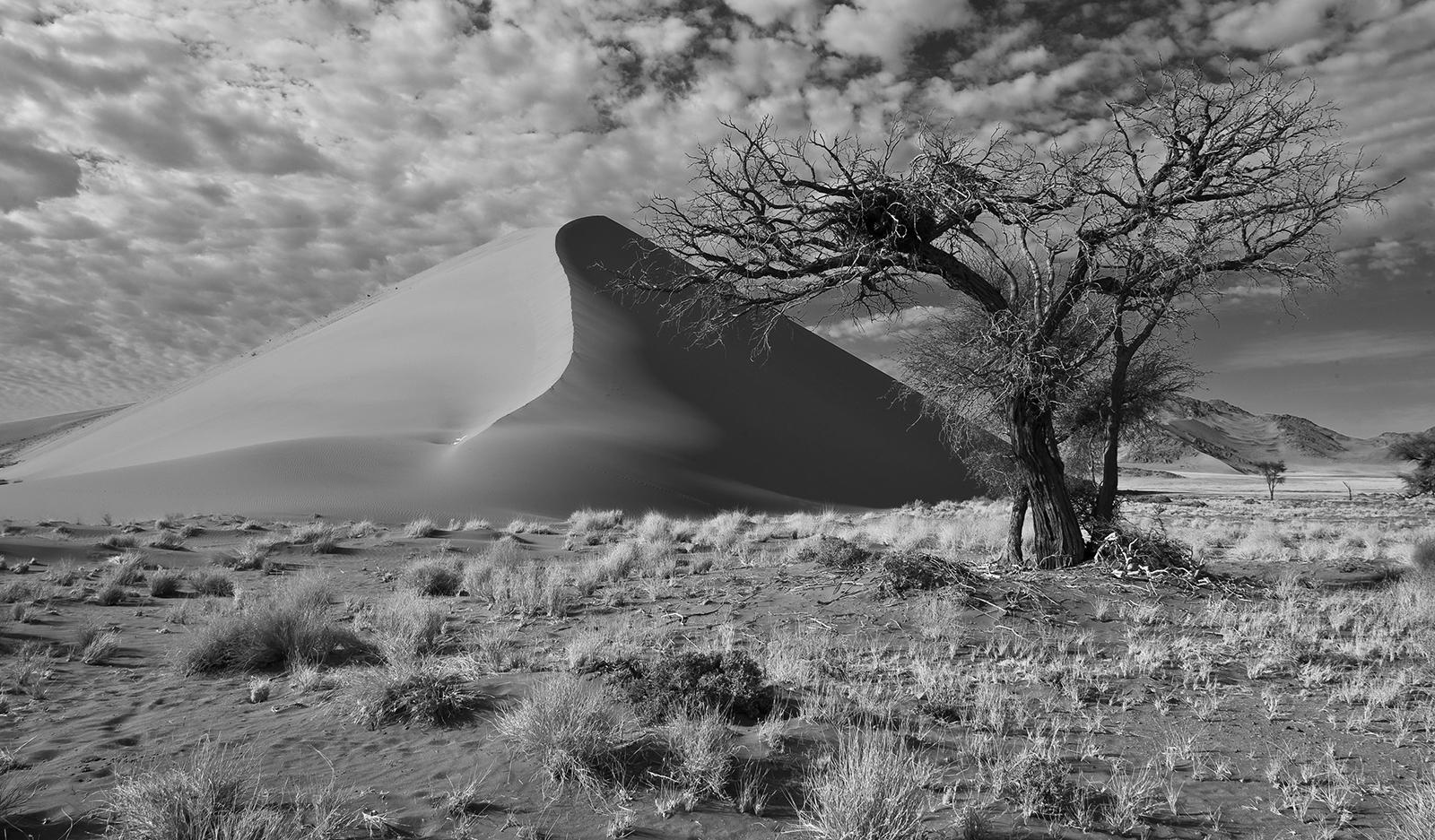 Duna en Namibia