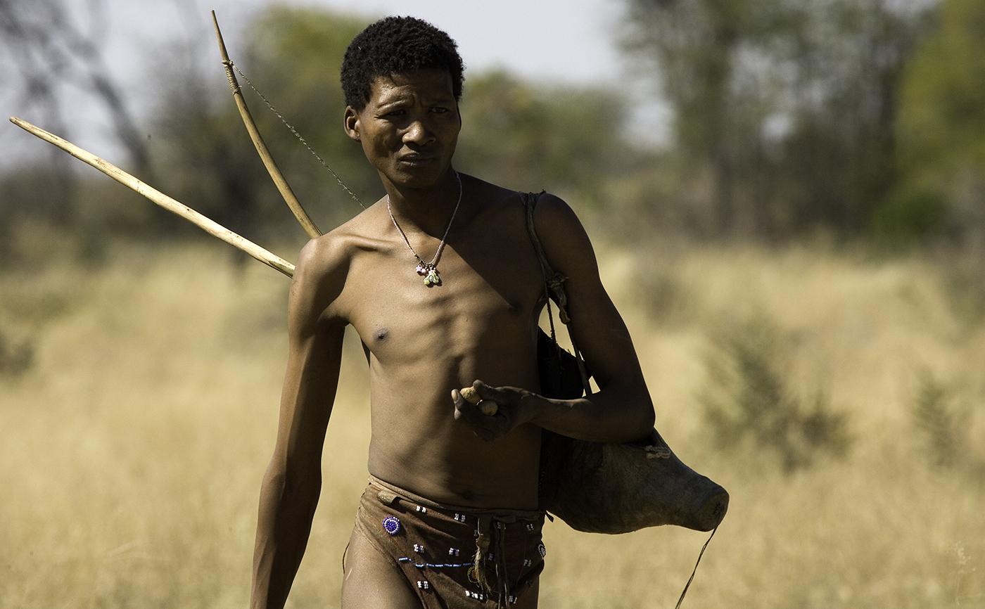 Cazador Bushman