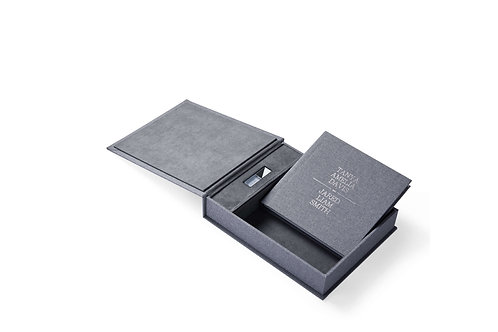 Presentation Box Album USB Set 20 pages