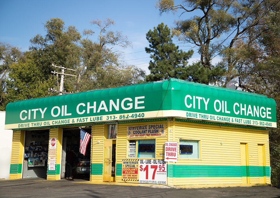 City Oil Change
