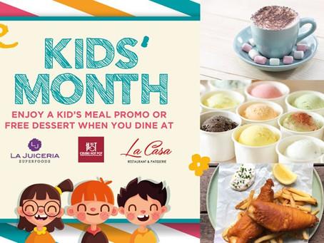 Kids' Month at VERVE® Shops Mont'Kiara!