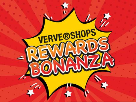 VERVE® Shops Rewards Bonanza!