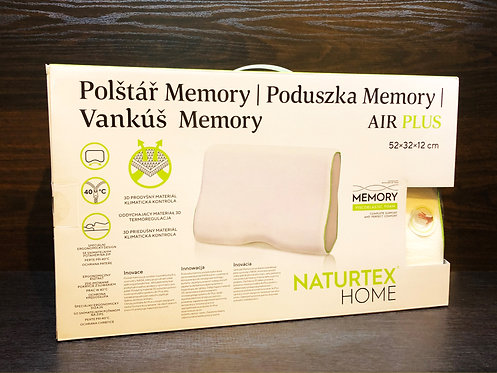 Exclusively at Sealy: Naturtex Memory Airplus Дэр