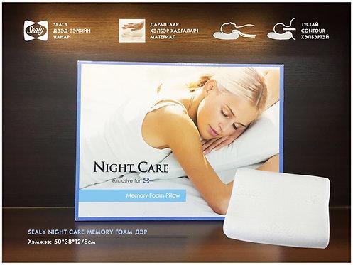 Night Care Memory Foam Дэр